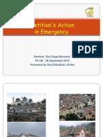 Dietetian Action in Emergency 260910_NM Oke