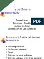 generalidades sistema respiratorio