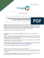 Bouygues Telecom lance la communauté Woobees