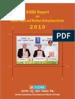 SIDBI Report on MSME Sector, 2010