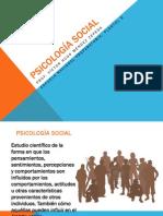 08 PSICOLOGÍA SOCIAL
