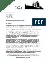 Finance Board Letter 120131