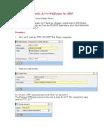 Programming Dynamic ALV in WebDynpro for ABAP