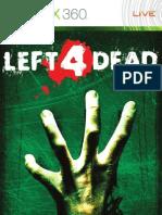 Left 4 Dead Xbox 360 Manual
