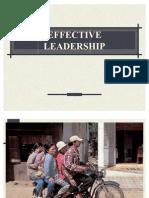 BAB v Effective Leadership - APB