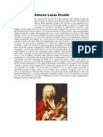 Antonio Lucio Vivaldi