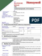 Genetron 134a UV MSDS