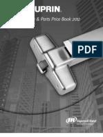Von Duprin Price Book 2012