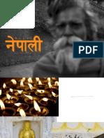 Nepal Portfolio