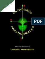 Manuales de Franquicia Cazador Parnormal