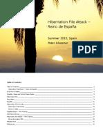 Hibernation File Attack Paper