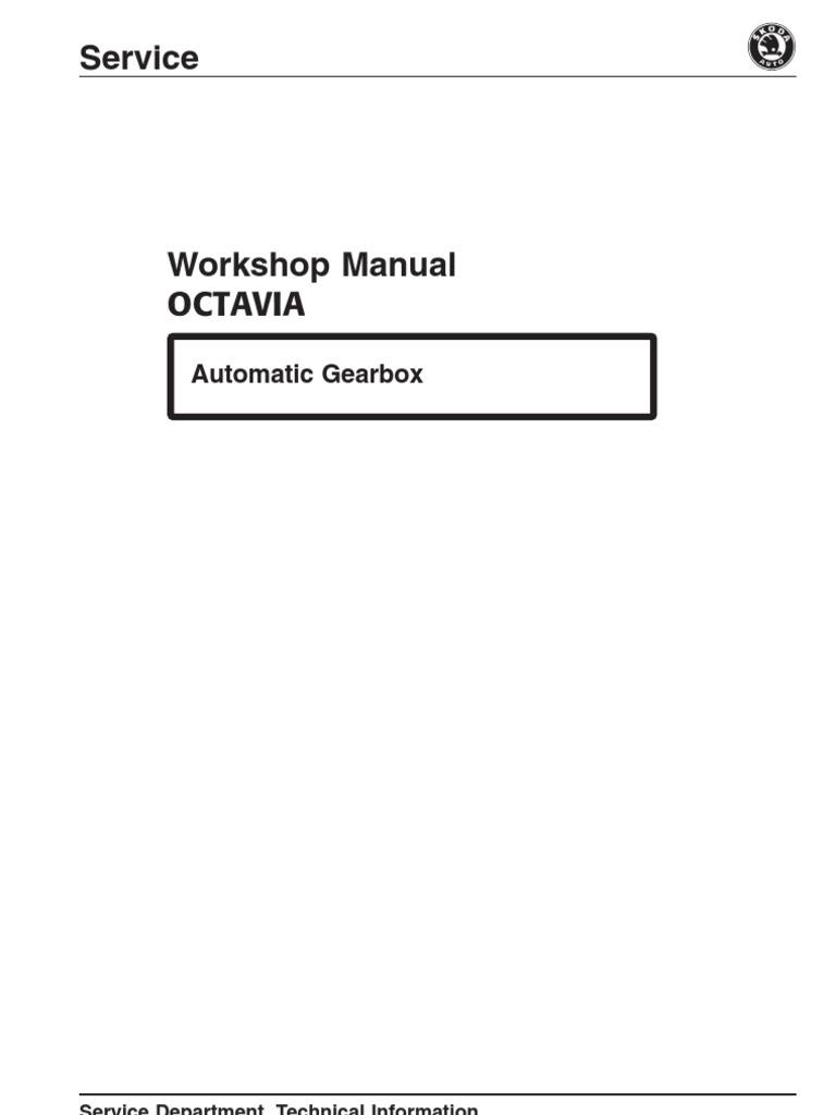 Manual Skoda Octavia Gearbox At Transmission Mechanics Steering Wheel Wiring Diagram Automatic