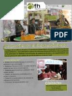 Servicios de Emprendimiento Rural