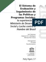 Libro Politicas y Programas Sociales Noel
