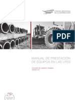 Manual de Prestaciones - VERSION 2 0