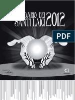 Calendario Santi Laici 2012