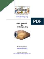 Guia de Khol (Mrdanga) Por Krsna Dhenu