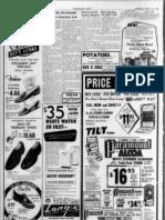 North Tonawanda NY Evening News 1956 Grayscale - 5283