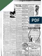 Warrens Burg NY Lake George News 1911-1912 Grayscale - 0520