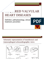 Acquired Valvular Heart Disease