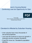 Cleveland's Housing Market