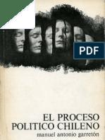 M.A. Garretón. El proceso político chileno. Santiago, Chile, 1983.