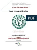 Leonid Dubrovinsky and Natalia Dubrovinskaia- Novel Superhard Materials