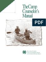 Camp Counselor Manual