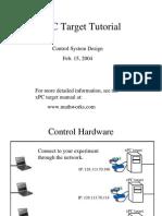 XPC Target Tutorial_r2