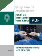 Antibioticoprofilaxia Em Cirurgia - CBC