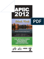 APEC 2012 Energy Harvesting Session - Color