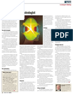 Tactics, Inside the Mind of a Strategist, 01-2009