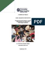 Cuaderno de Trabajo Diagnostico Participativo 2012