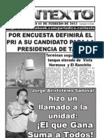Periodico CONTEXTO 219