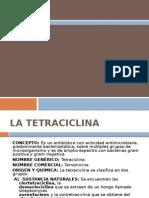 La Tetraciclina