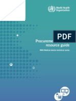 Procurement Process Resource Guide