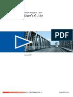 Atrium Integrator 7.6.04 User's Guide