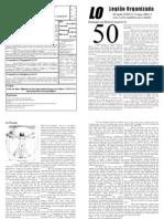 Quinquagéssima Edição do Jornal da LO