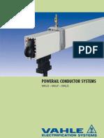 Vahle Conductor Systems Mkld Mklf Mkls