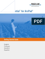 Gps Differential for ArcPad GS Guide