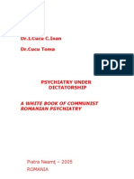 psychiatry under communist dictatorship
