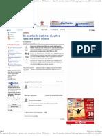 15-01-12 E-consulta - Sin Reportes de Incidentes Ni Puntos Rojos Ante Primer Informe