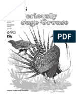 Seriously Sage-Grouse