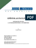 epistolas paulinas