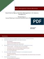 Lancaster University Management School Multifactor_models