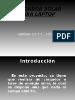 Cargador Solar Para Laptop