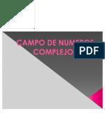 Campo de Numeros Complejos