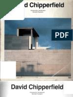 [Architecture eBook] Catalogos de Arquitectura Contemporanea - David ChipperfieldD