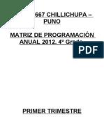 008_MATRIZ DE PROGRAMACION ANUAL DE 4º MARIA ANGELICA COLQUE MONJE