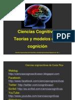 Teorias de la Cognición (Ciencias cognitivas)